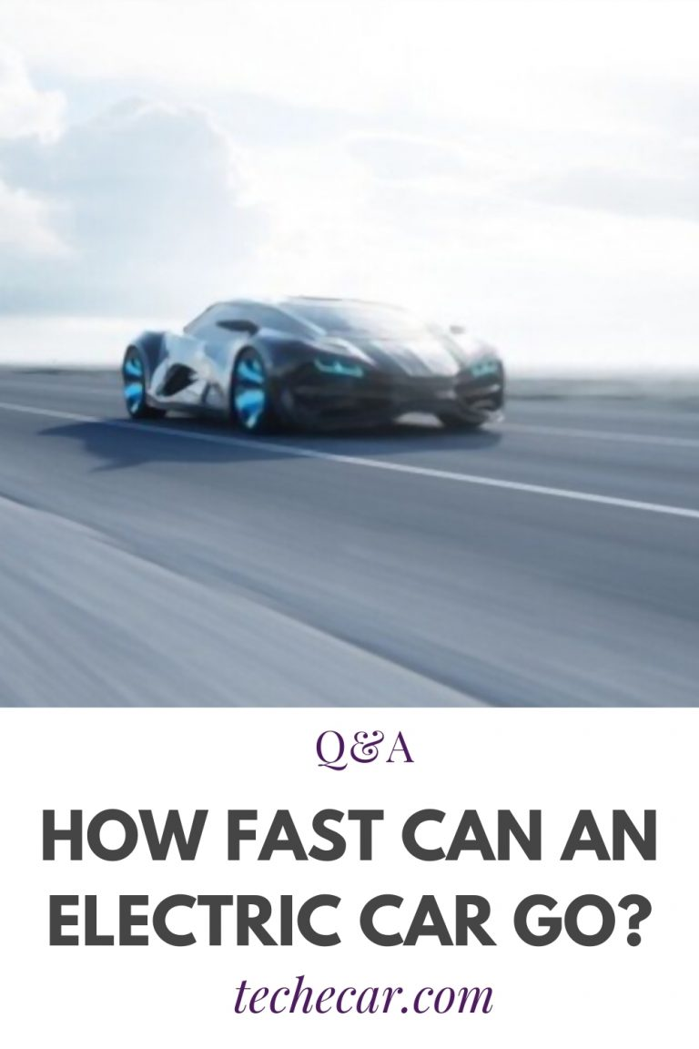 How Fast Can An Electric Car Go?