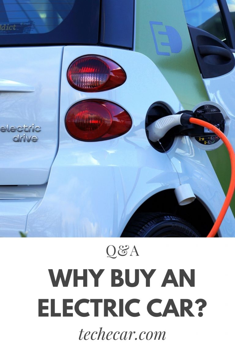 why buy an electric car