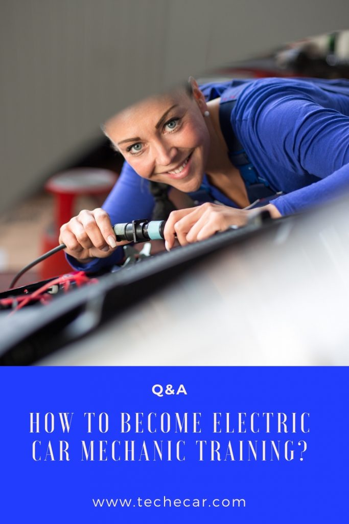 How to become electric car mechanic training?