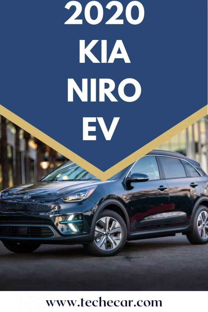 2020 Kia Niro EV