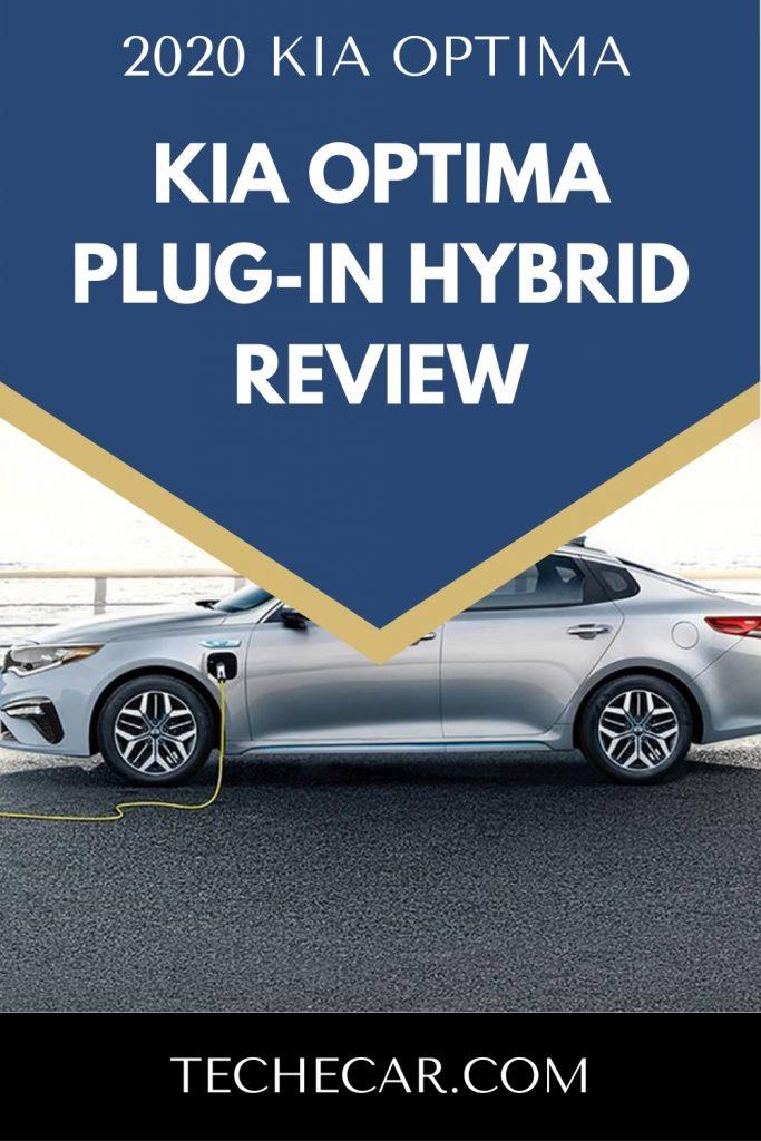 2020 Kia Optima Electric - Kia Optima Plug-In Hybrid Review