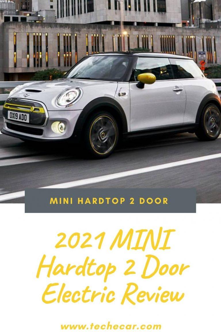 2021 MINI Hardtop 2 Door Electric Review