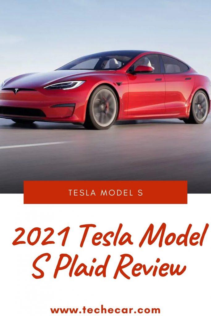 2021 Tesla Model S Plaid Review