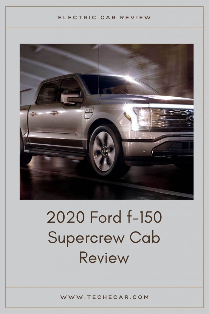 2020 Ford f-150 Supercrew Cab Review