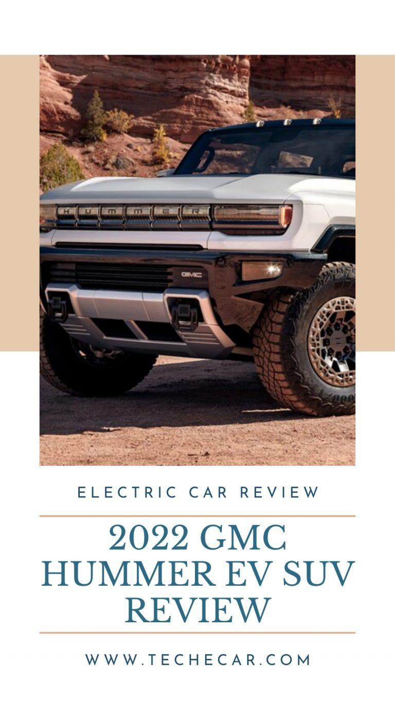 2022 GMC HUMMER EV SUV Review
