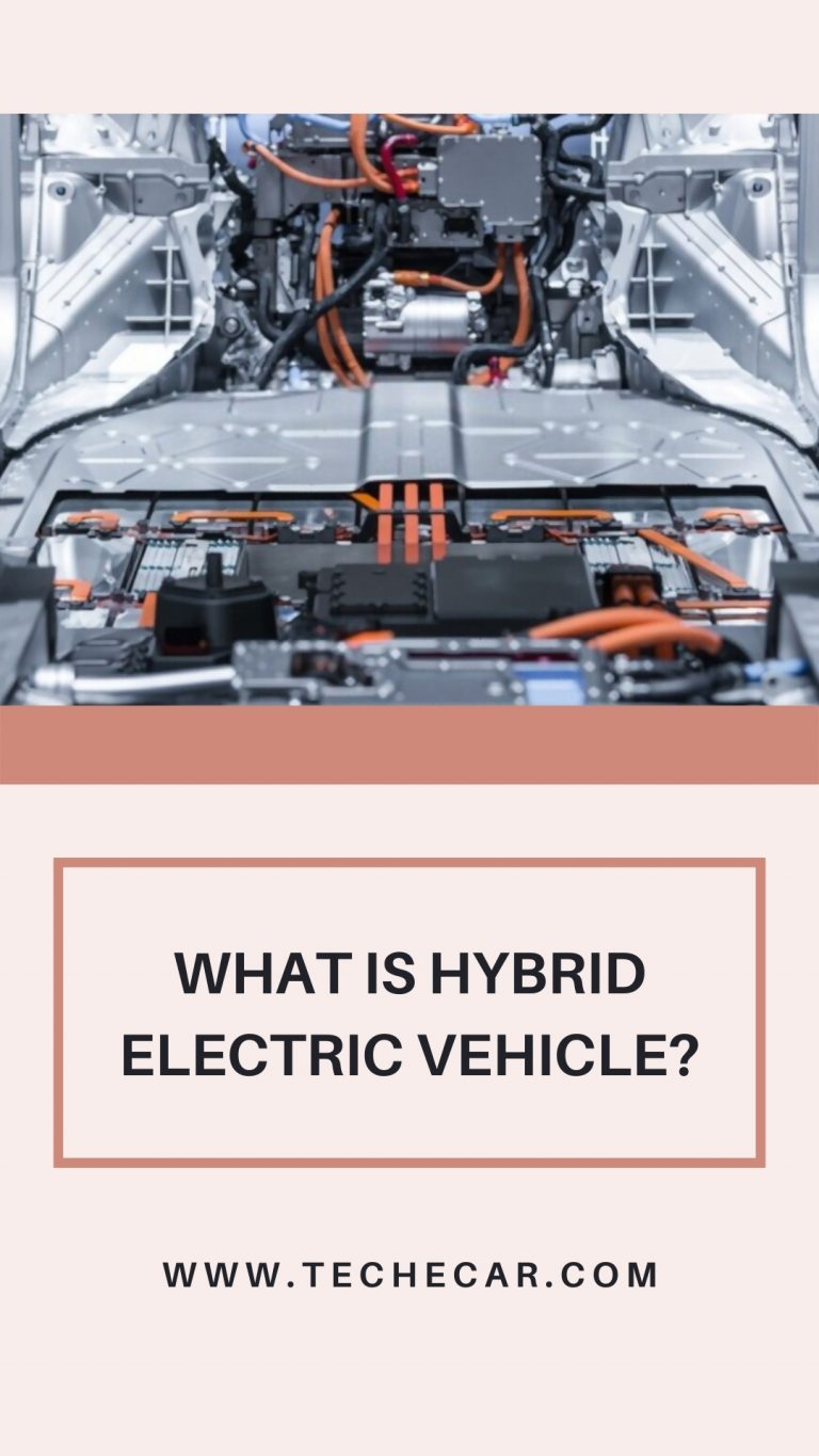What Is Hybrid Electric Vehicle?